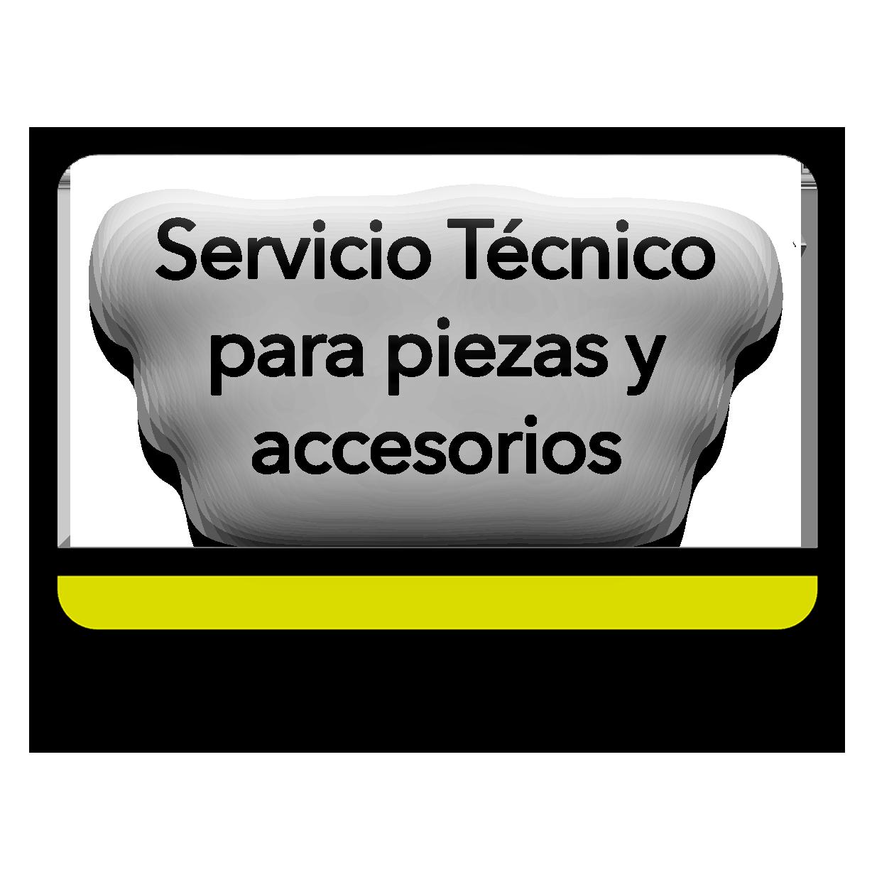 Reparación de componentes de PC y/o servicio de reemplazo de accesorios o piezas técnicas.