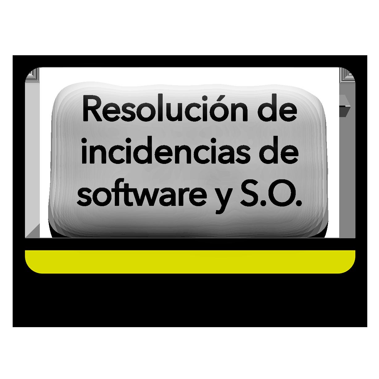 Si tienes problemas con programas y el sistema operativo o necesitas de los básicos como los de ofimática o edición multimedia, no dudes en llamarnos para poner fin a tus incidencias.