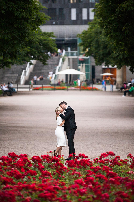 Verlobungsshooting Stuttgart Liebe