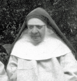 Mother Mary Theresa, O.P., Subprioress