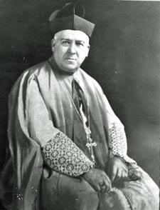 Msgr. Francis Van Antwerp