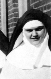 Sr. Mary of the Heart of Jesus