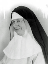 Sr. Mary of the Sacred Wounds