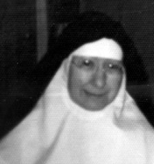 Sr. Marie of the Sacred Heart