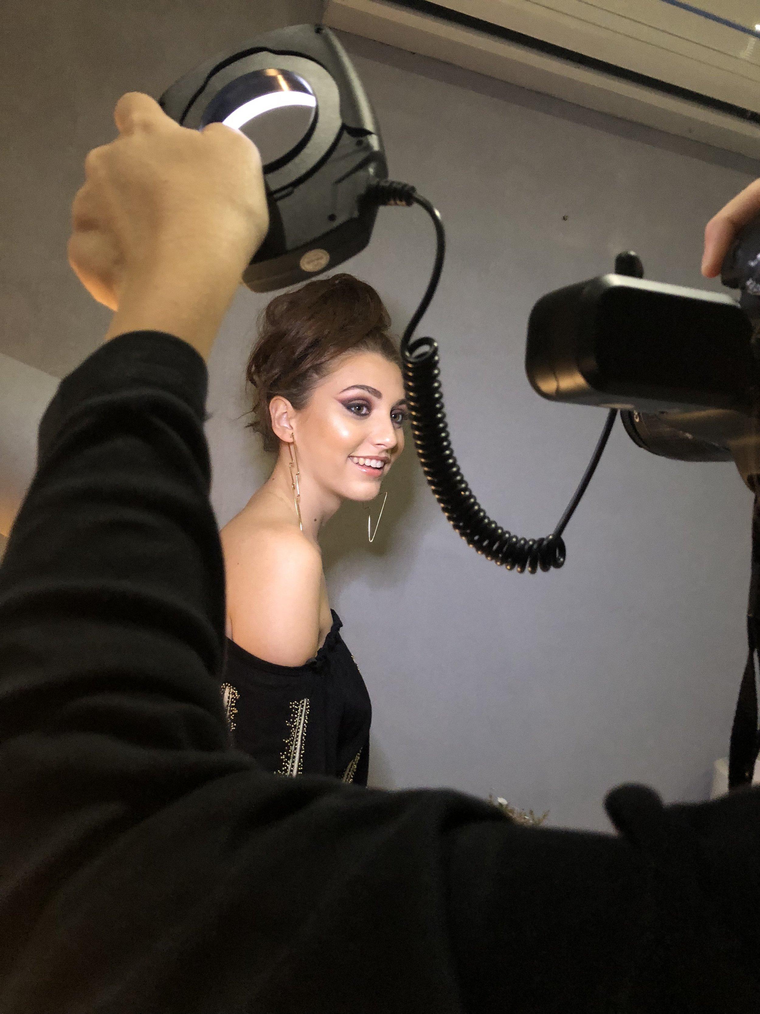 Photographer: Sarah Bartholomew  Model :Talulah Bartholomew  Hair and Makeup :Victoria Bartholomew