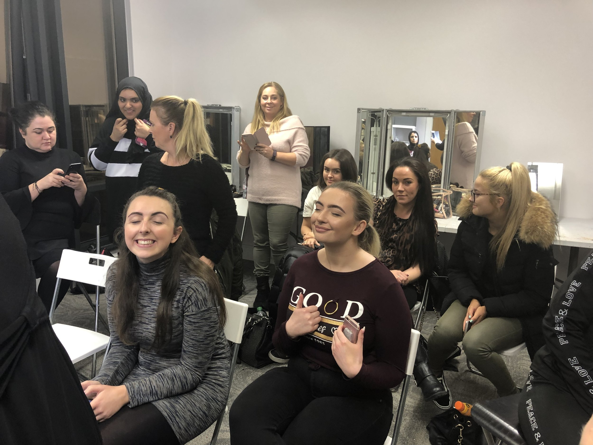 VTCT LEVEL 3 DIPLOMA IN MAKE UP ARTISTRY - COST: £3500.00KIT: £200VENUES:LiverpoolLondonManchesterFunding: Advanced learner loan for the qualification, students will just have to purchase the kit.& Private loan for the qualification and kit available to all areas of the UK.Please click the link to ENROL to sign up and enquire if and what funding is available to you.