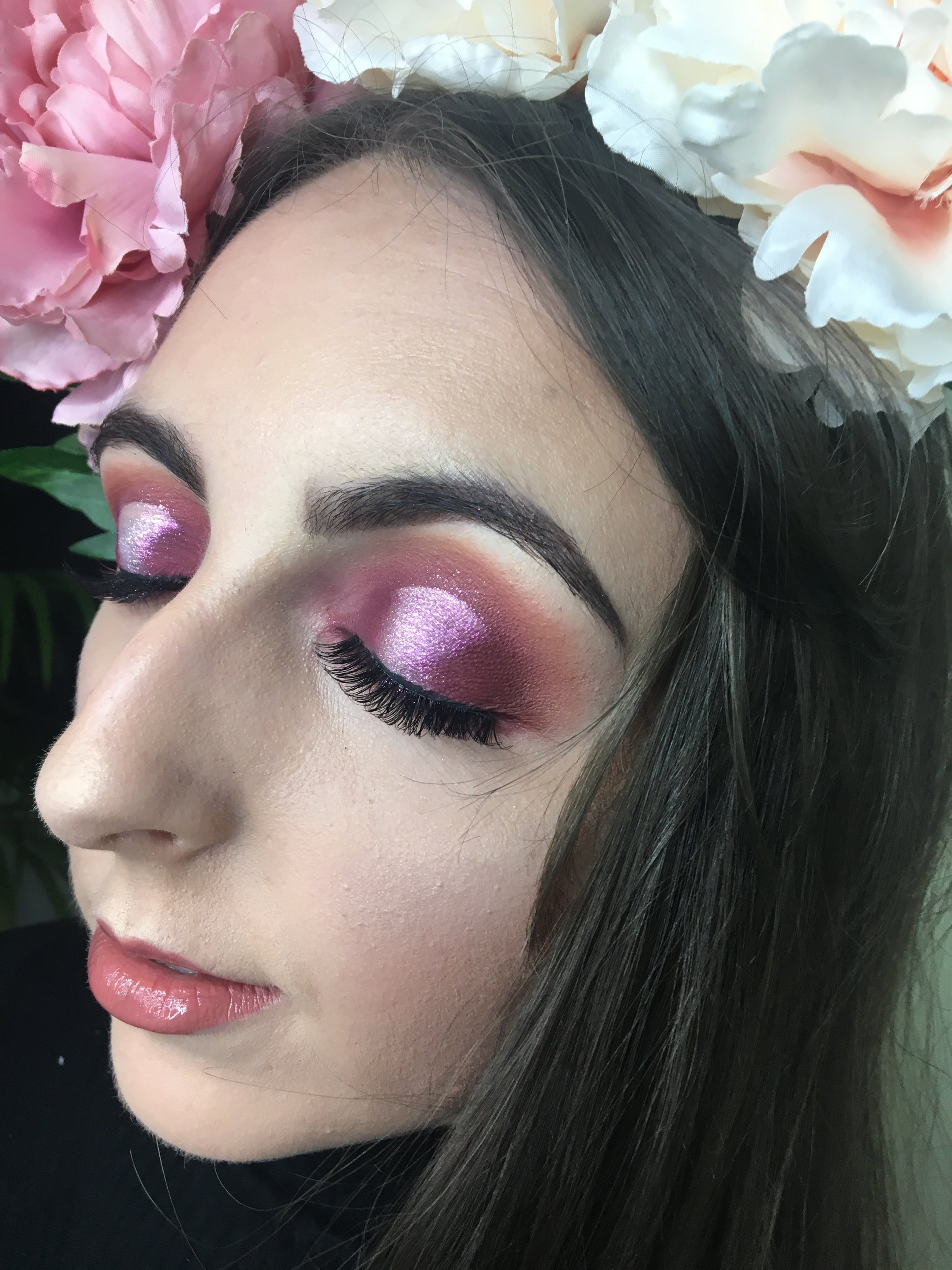 Natural Make up lesson and evening make up lesson techniques