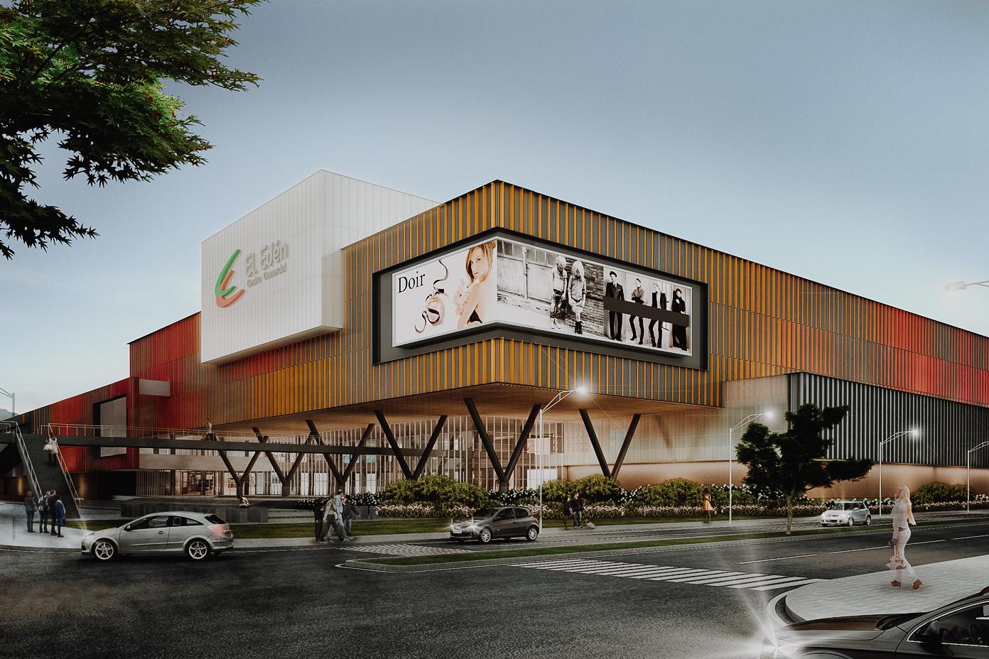 Centro Comercial El Eden Etapa 1 -