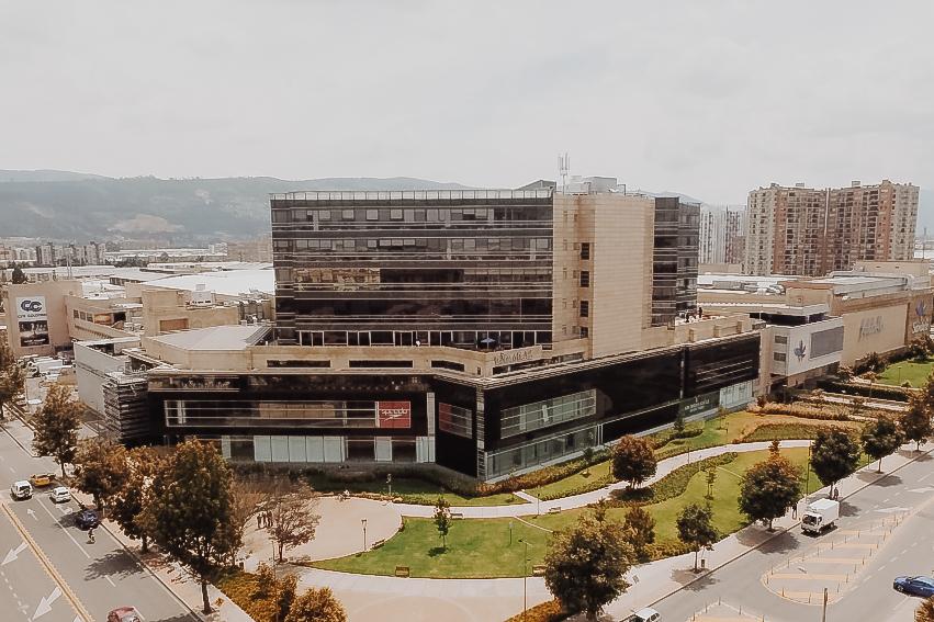 Centro Comercial Santafe Etapa 3 -