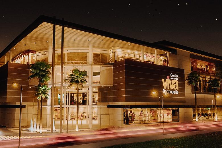 Centro Comercial Viva Barranquilla - Apoyo especial para terminación de proyecto en parqueaderos, subestaciones y plantas eléctricas.