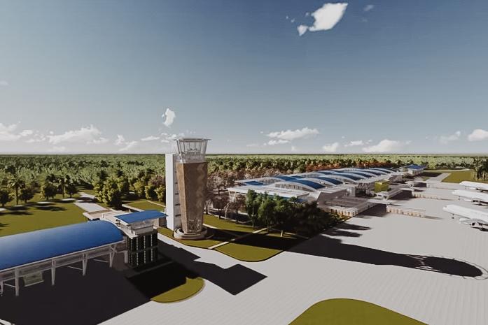Nuevo Aeropuerto de Leticia -