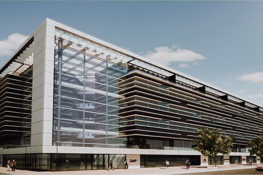 Corporativo Green Office -