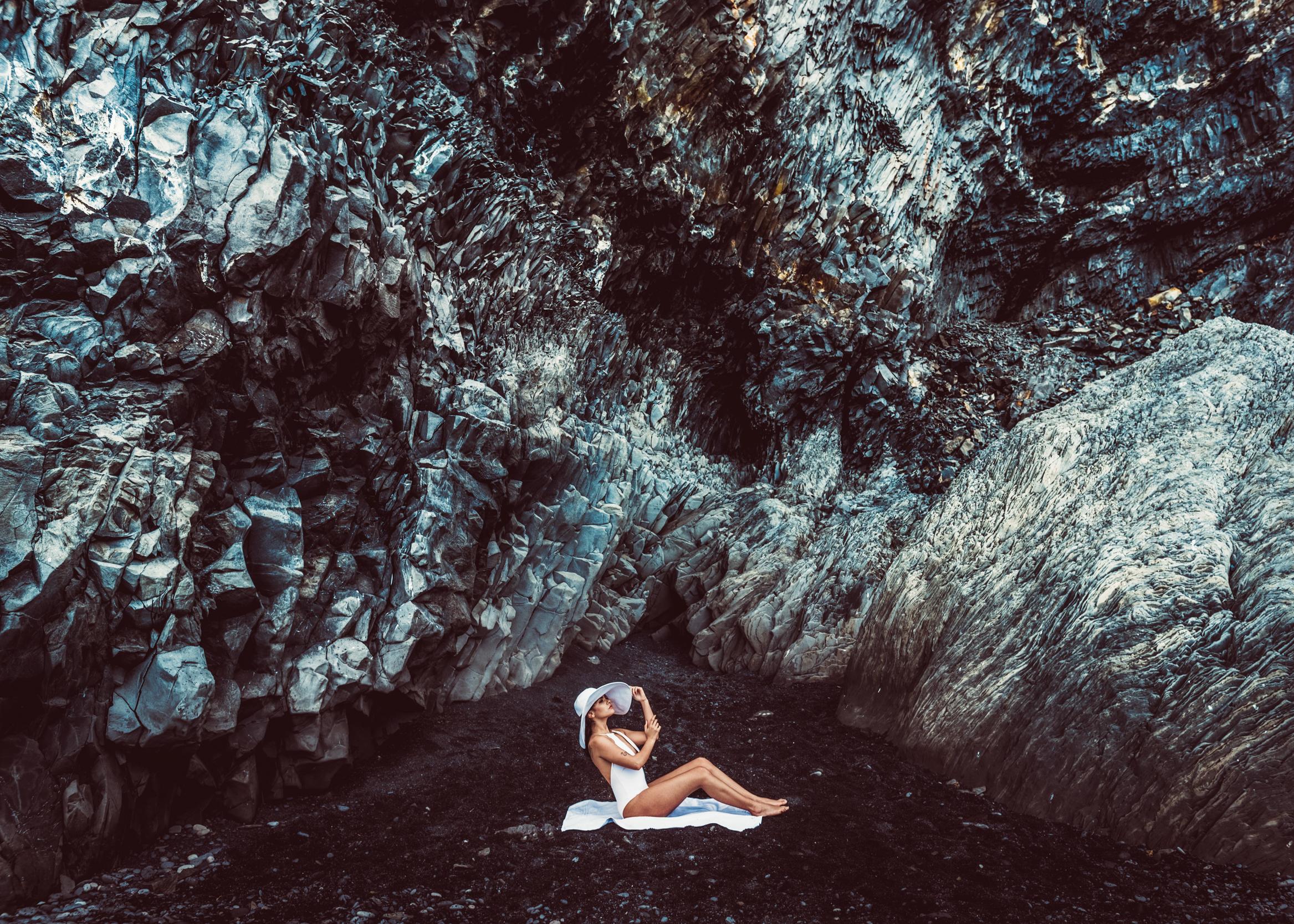 Bathing In Strange Places I