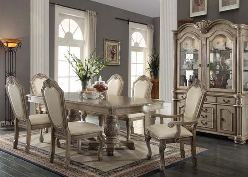 Traditional Style Dining Set — DecoDesign Furniture | Furniture Store |  Miami Fl | Wholesale Prices