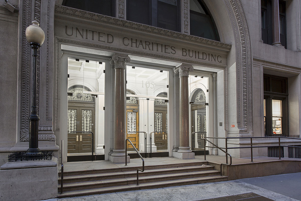 United Charities Building