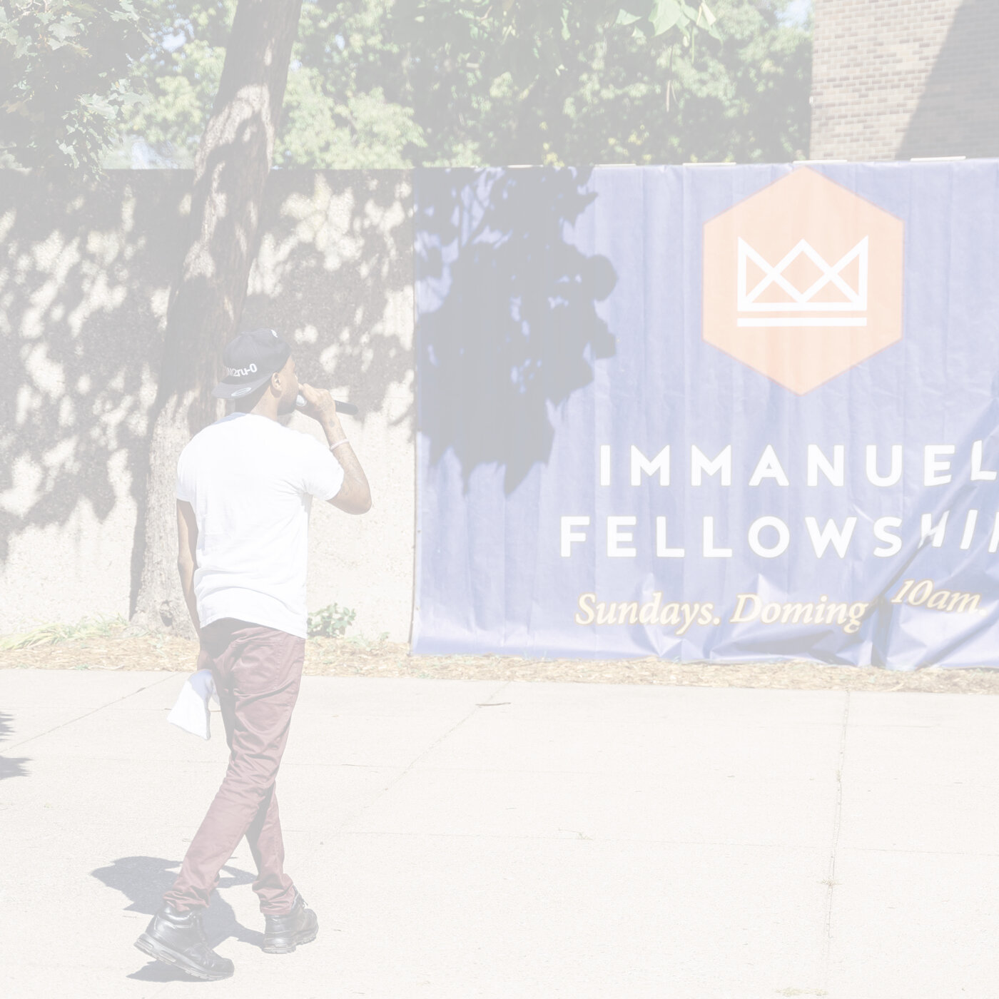 JOin us this COMING SUNDAY - Immanuel Fellowship is new church on the Southside