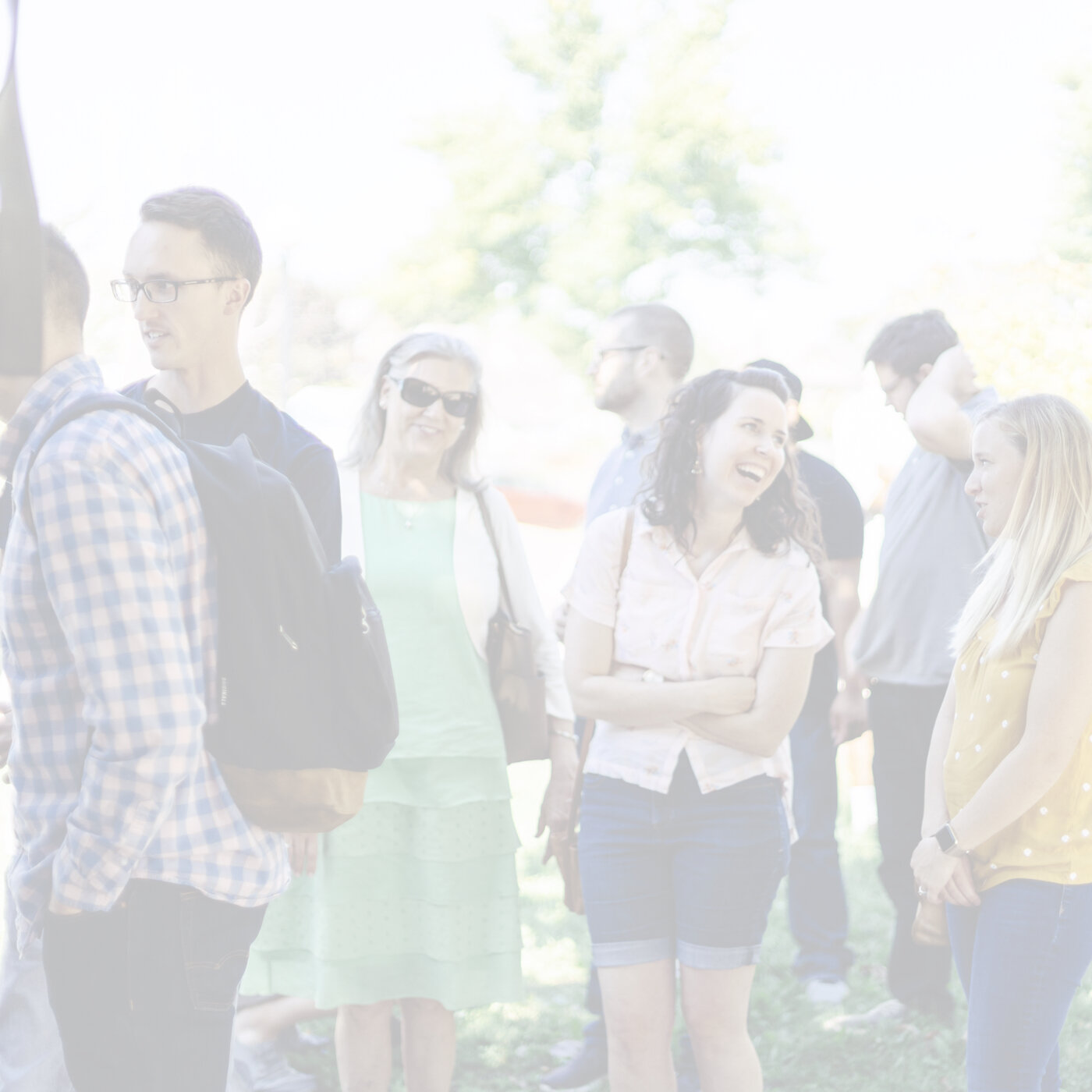 """Join a gospel community - """"Fellowship"""" is in our name. The best context for growing spiritually, throwing parties, serving our city, and life is… community."""
