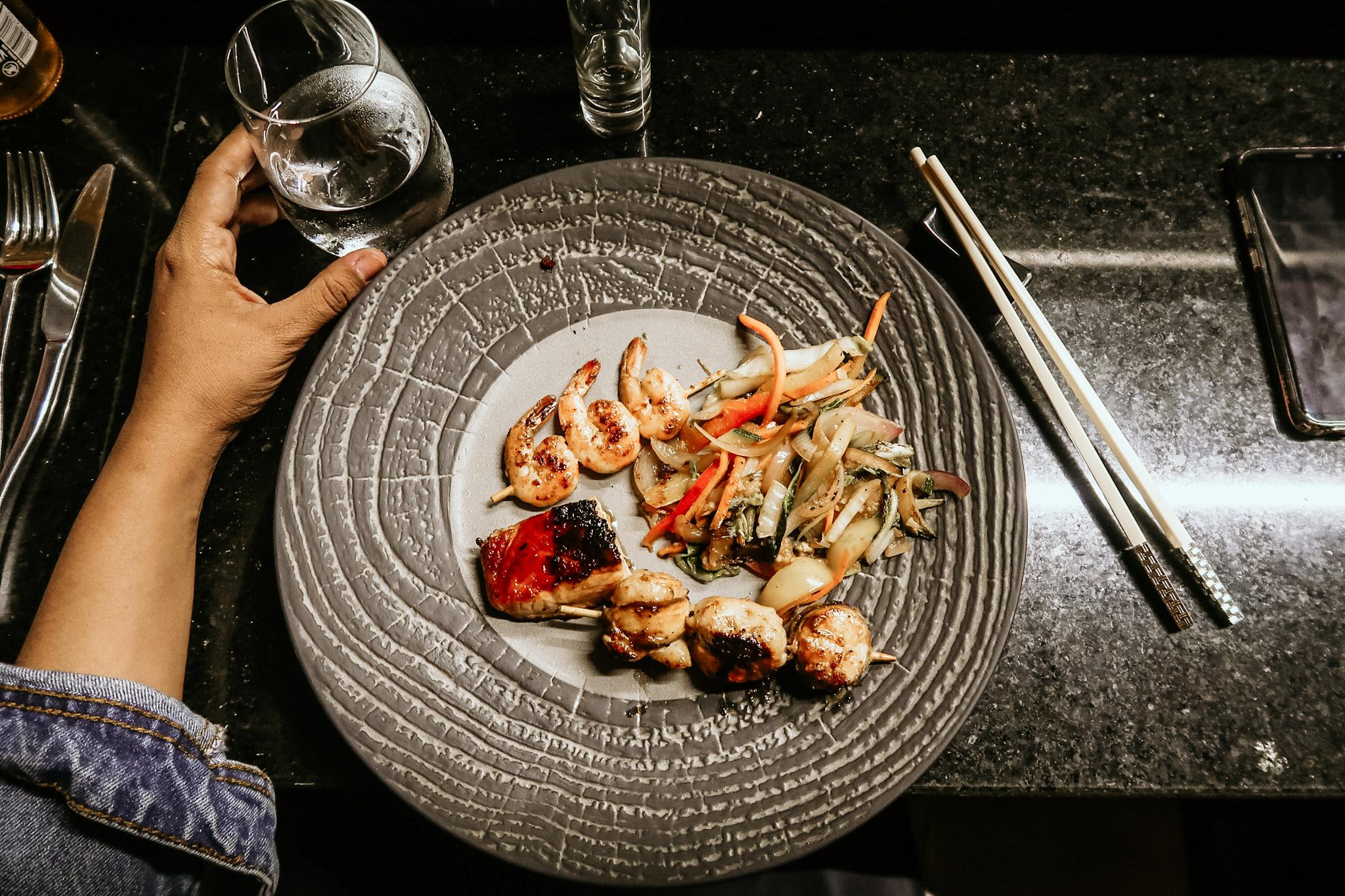 Kao Asian Food