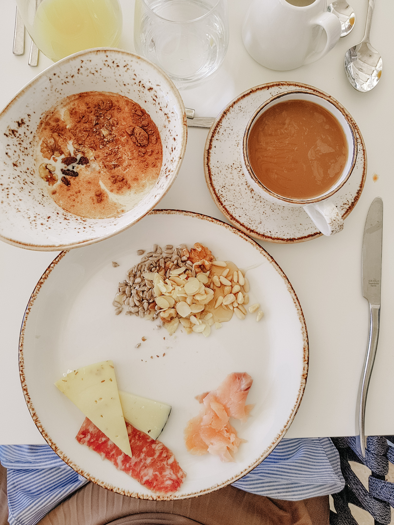 Desayuno @ Domenica Gastro Hall