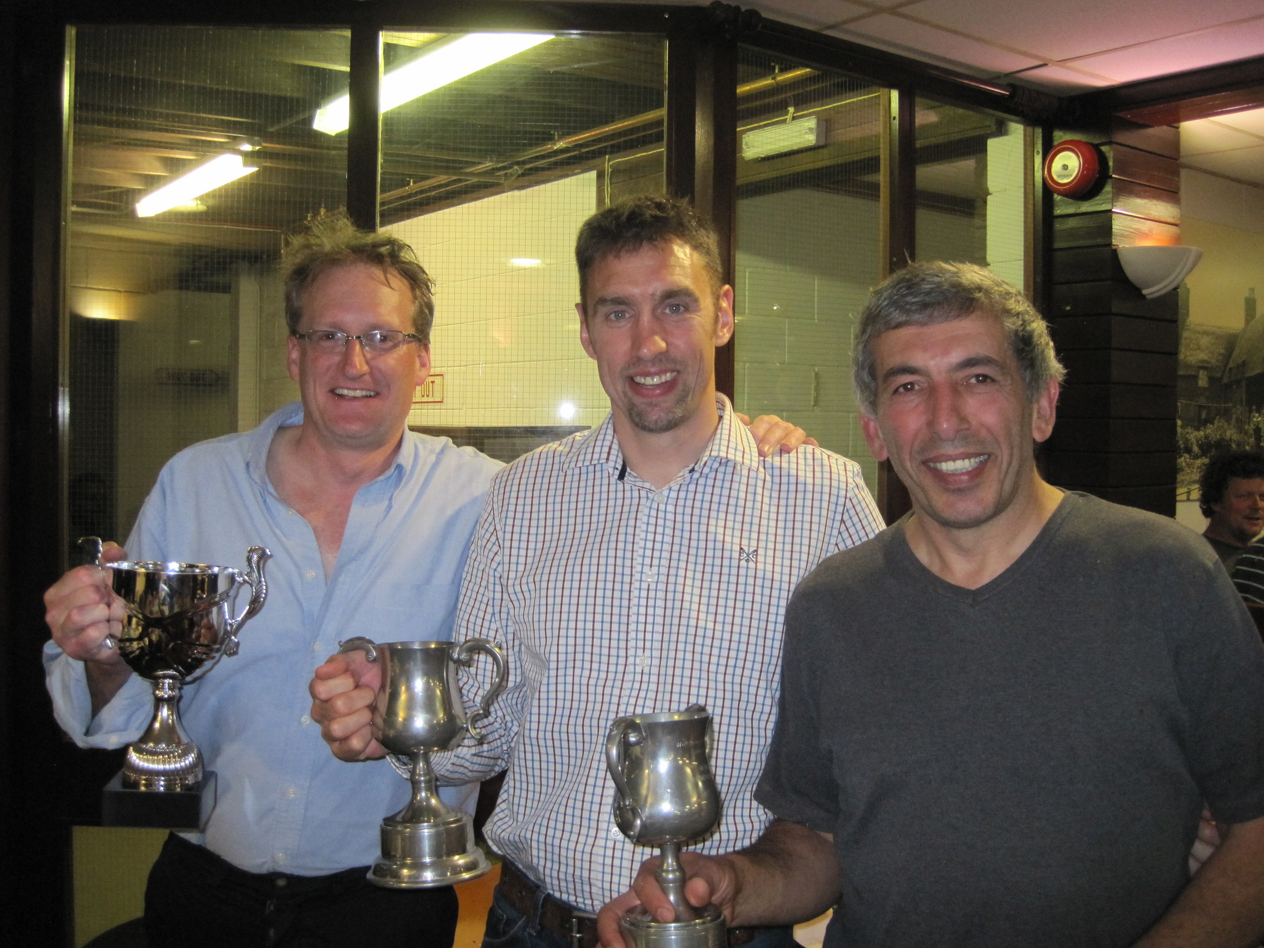 2014 Winners Racquetball Biffer Gibson Handicap KO Nathan Routley and Club Champion Erdogan Ince.JPG