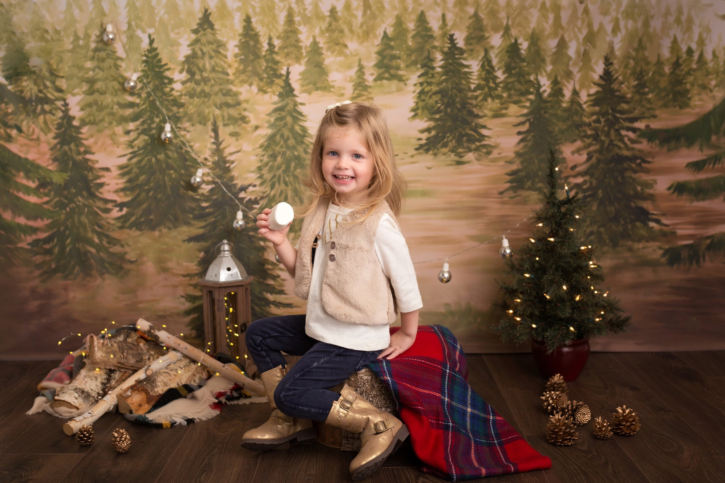 Rustic pine - Woodsy outdoor greenery for a festive Fall and Holiday look.