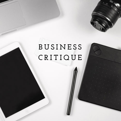 Business Critique: - Are you struggling in your business? Are things like pricing, consistency in your portfolio, finding the right clientele, or lack of branding holding you back from being a success? I'd love to help! I want to share my knowledge and insight gained over the past years of running a successful portrait studio. Join me for a business critique – This includes (2) 30-minute face time calls to discuss your goals/ hopes and a follow up post critique call to see positive changes after you execute what is suggested, full website critique, social media critique, portfolio review, and more. Let's get started!