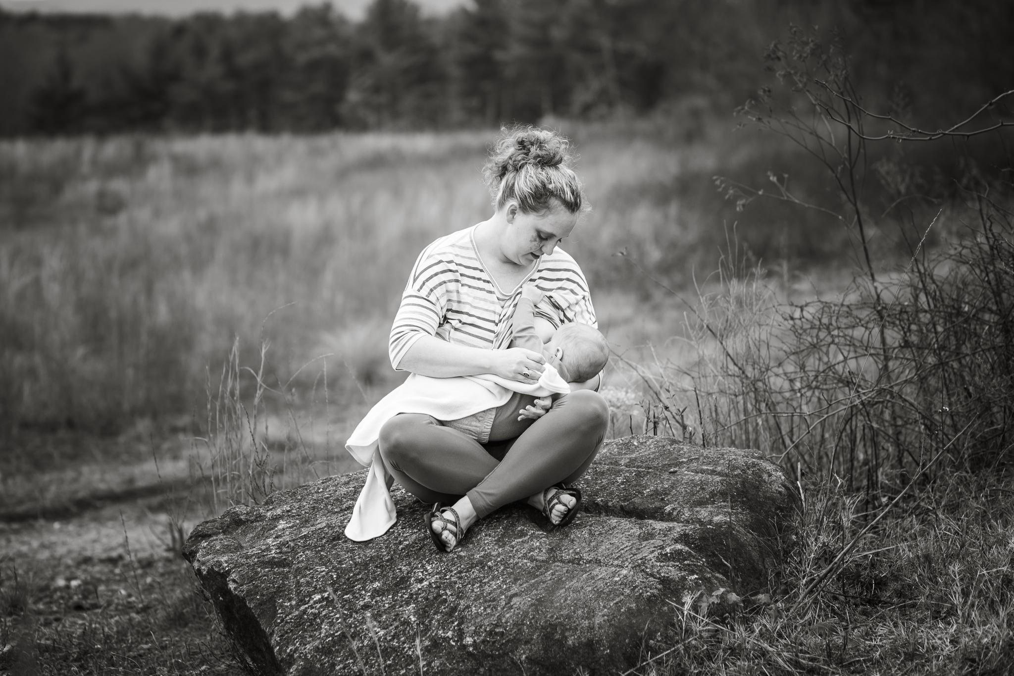 Greenville Greer Breastfeeding Photography