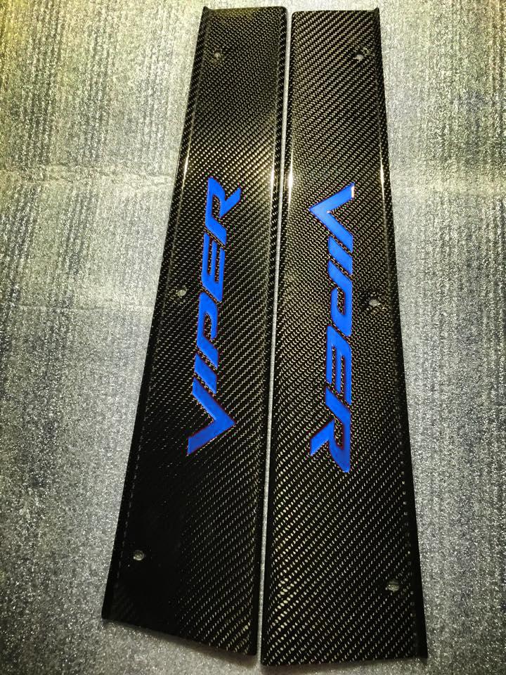 Blue  / Carbon