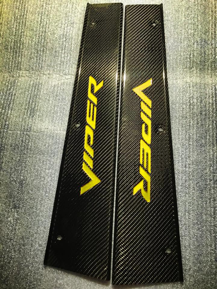 Yellow  / Carbon