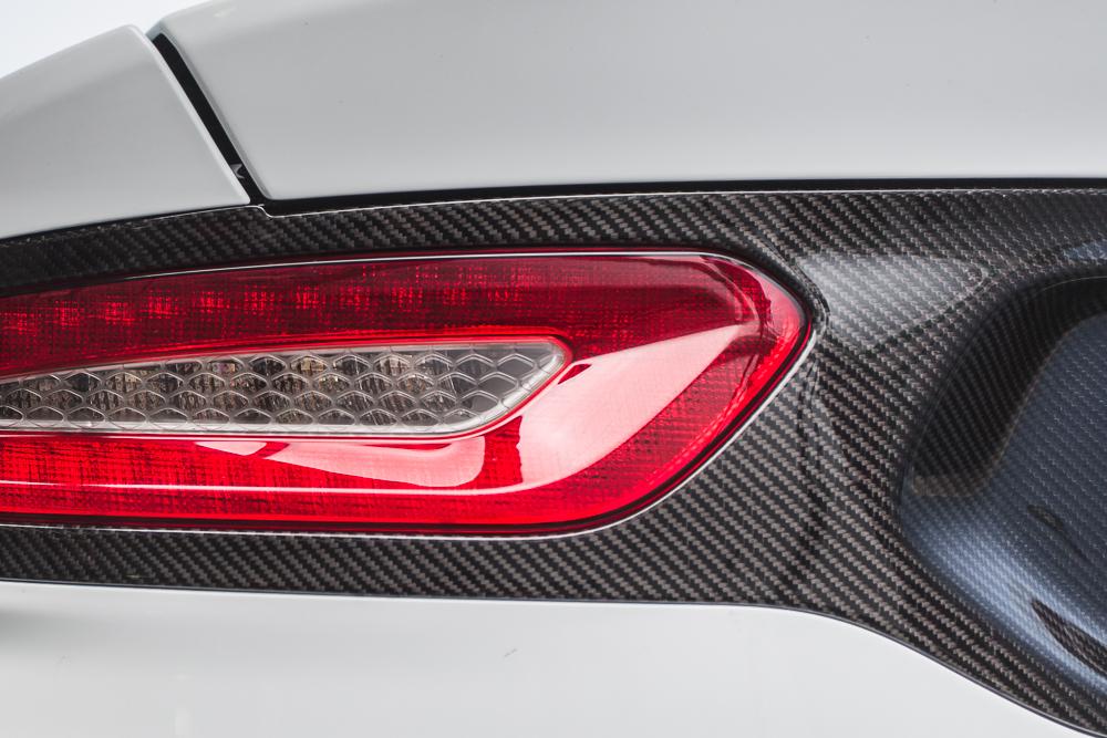 Rear Bumper Tail Light Surround