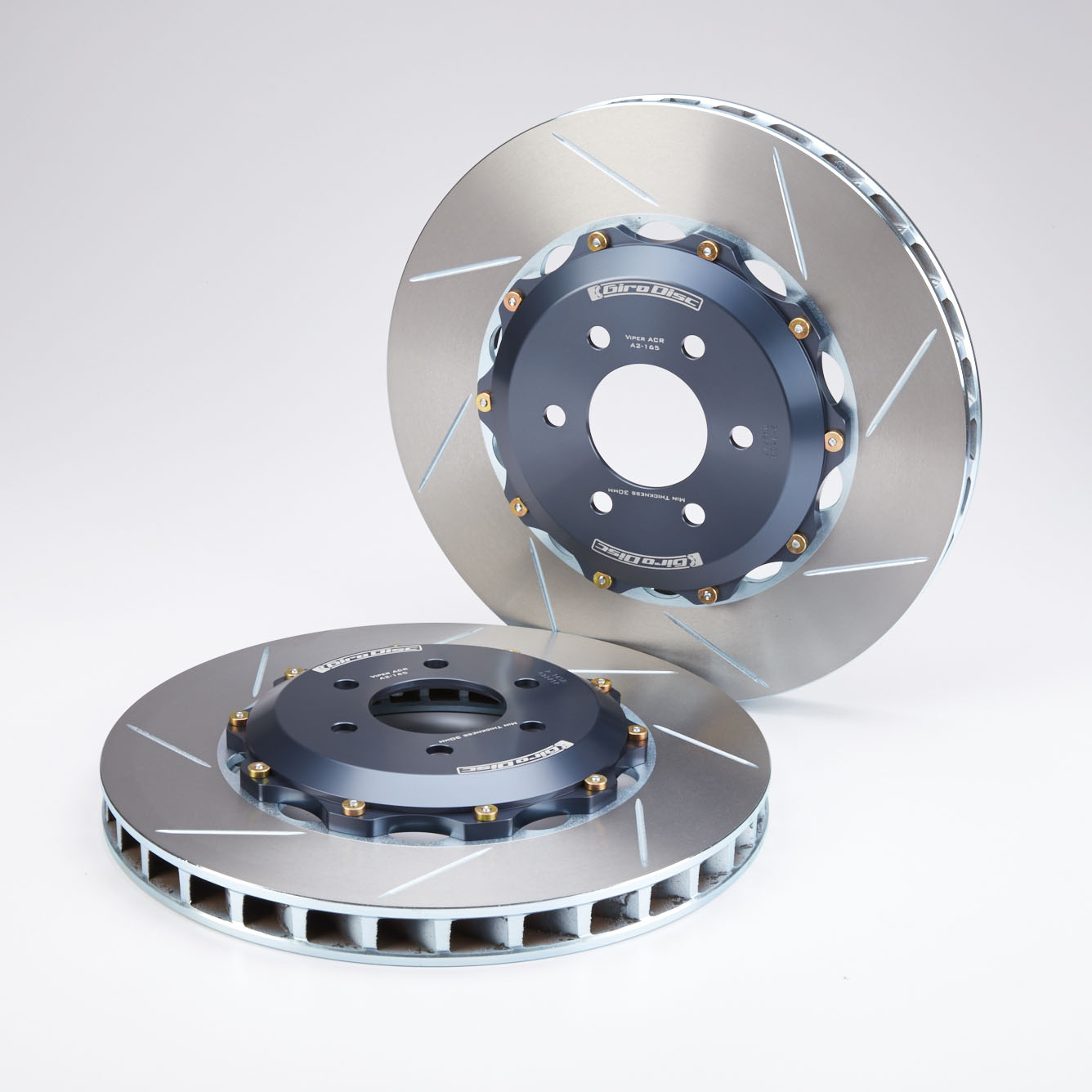 Girodisc Viper ACR A2-165 rear replacement rotors