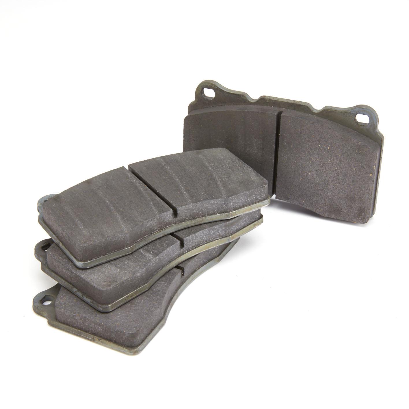 ST43R1001.15 RAYBESTOS rear pads