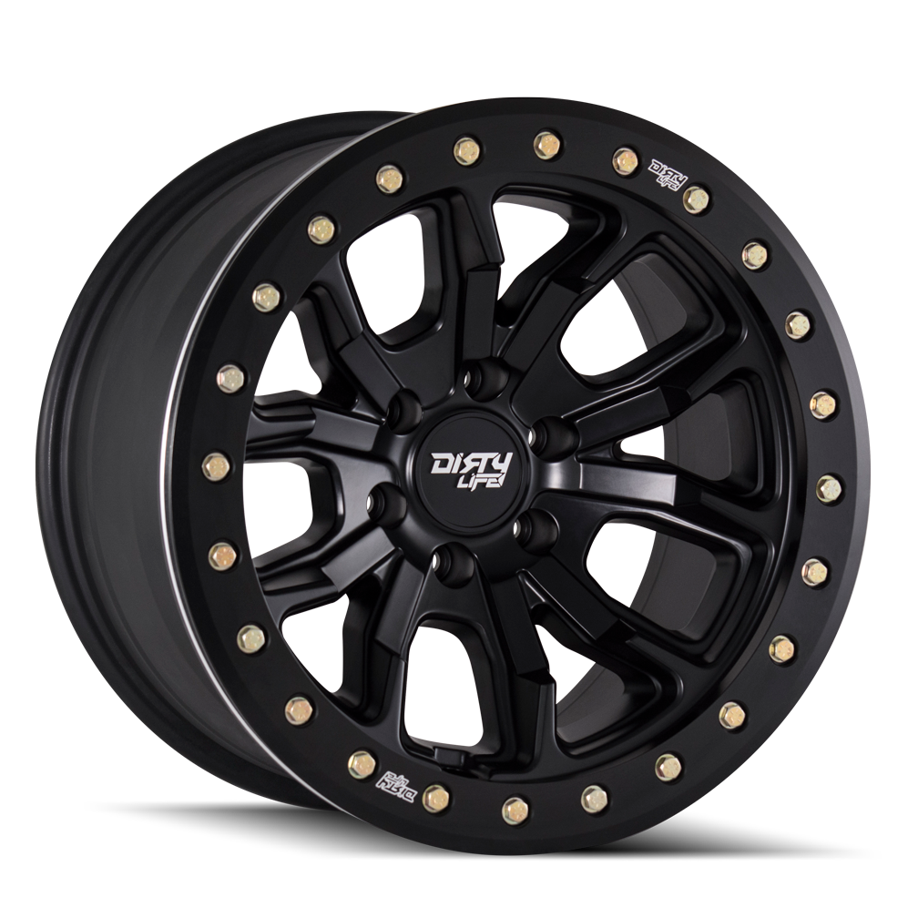 Matte Black W/ Beadlock Ring – OffRoad Use Only