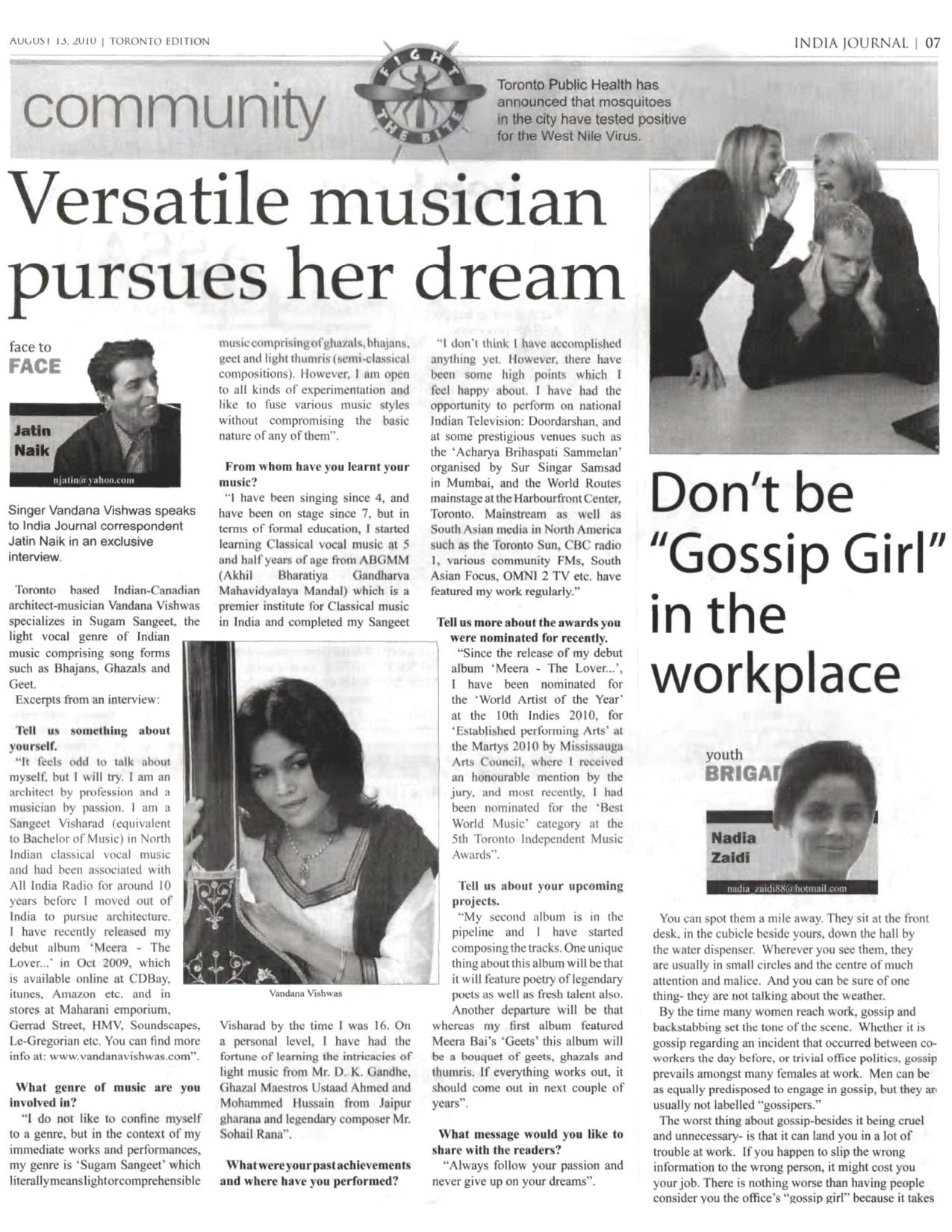 -Vandana Vishwas - India Journal 13 August 2010 copy.jpg