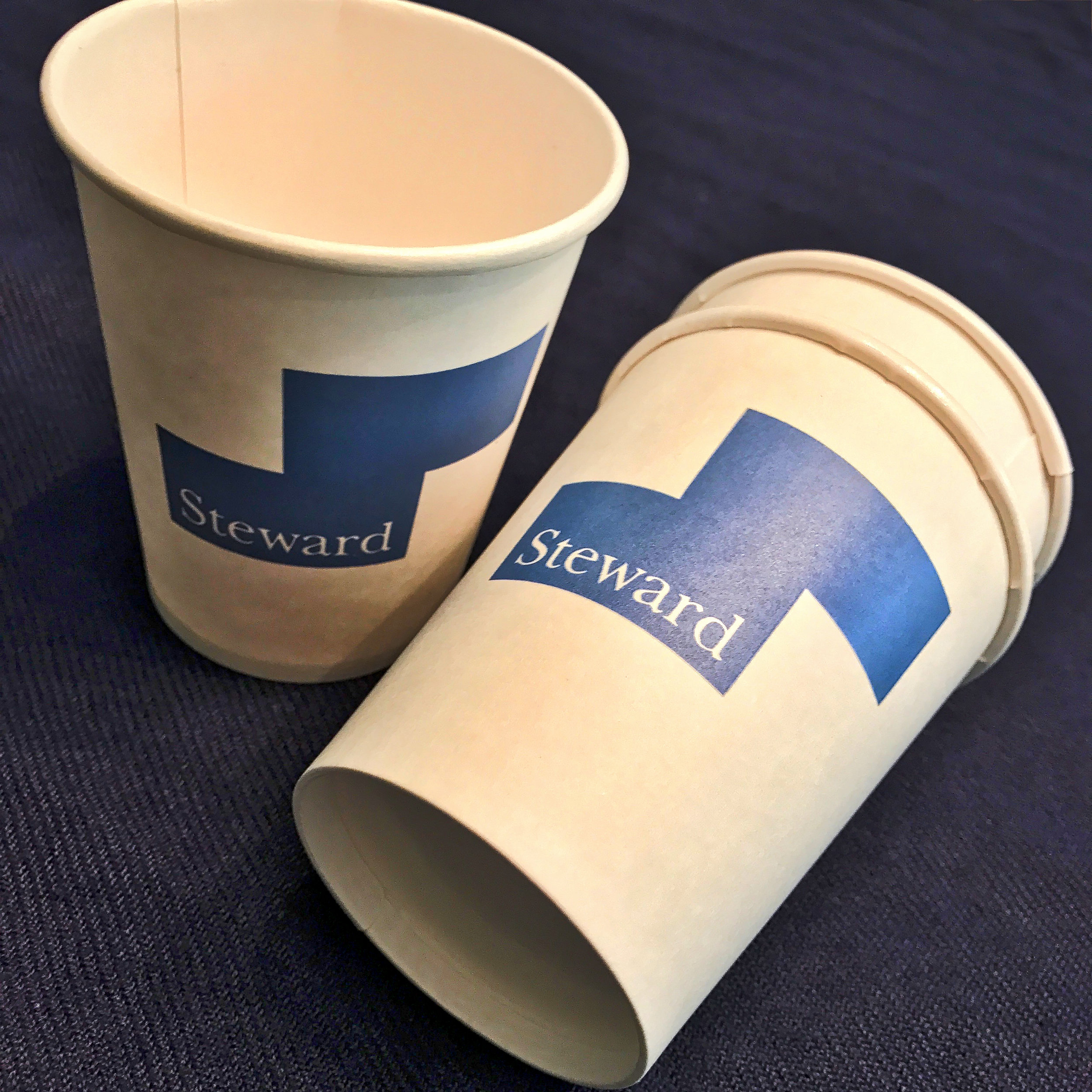 Hot/Cold disposable beverage cups