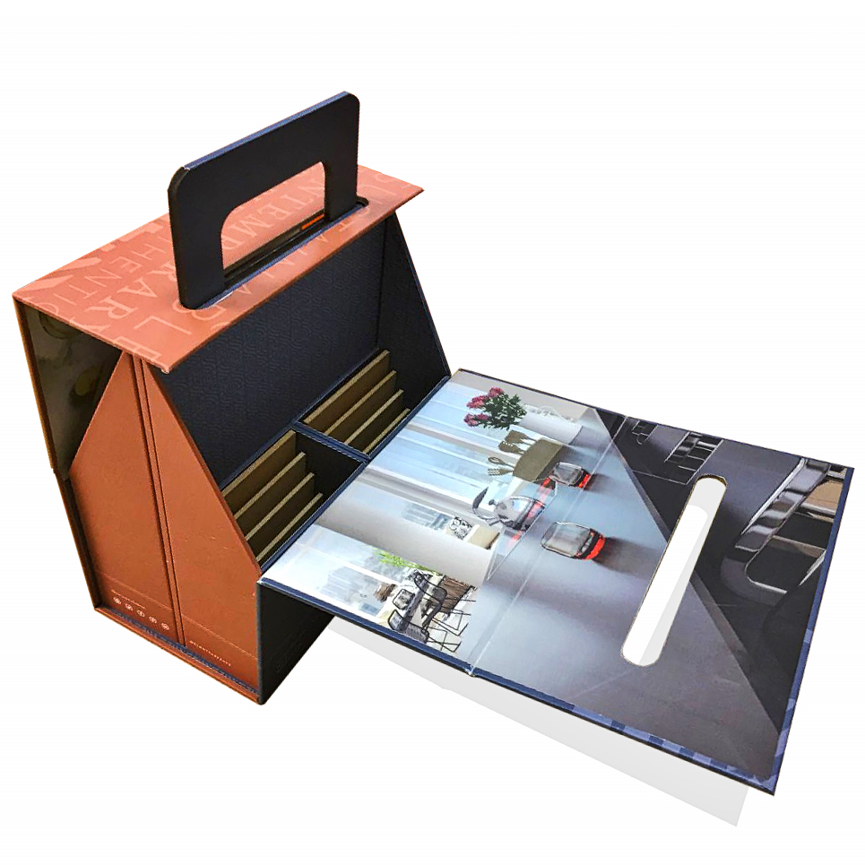 Display tote