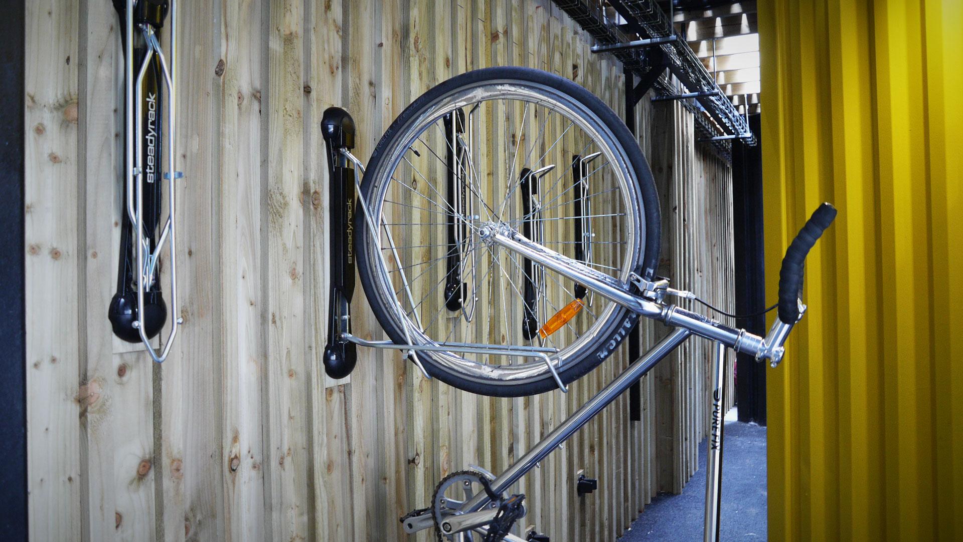 Bebox bike rack