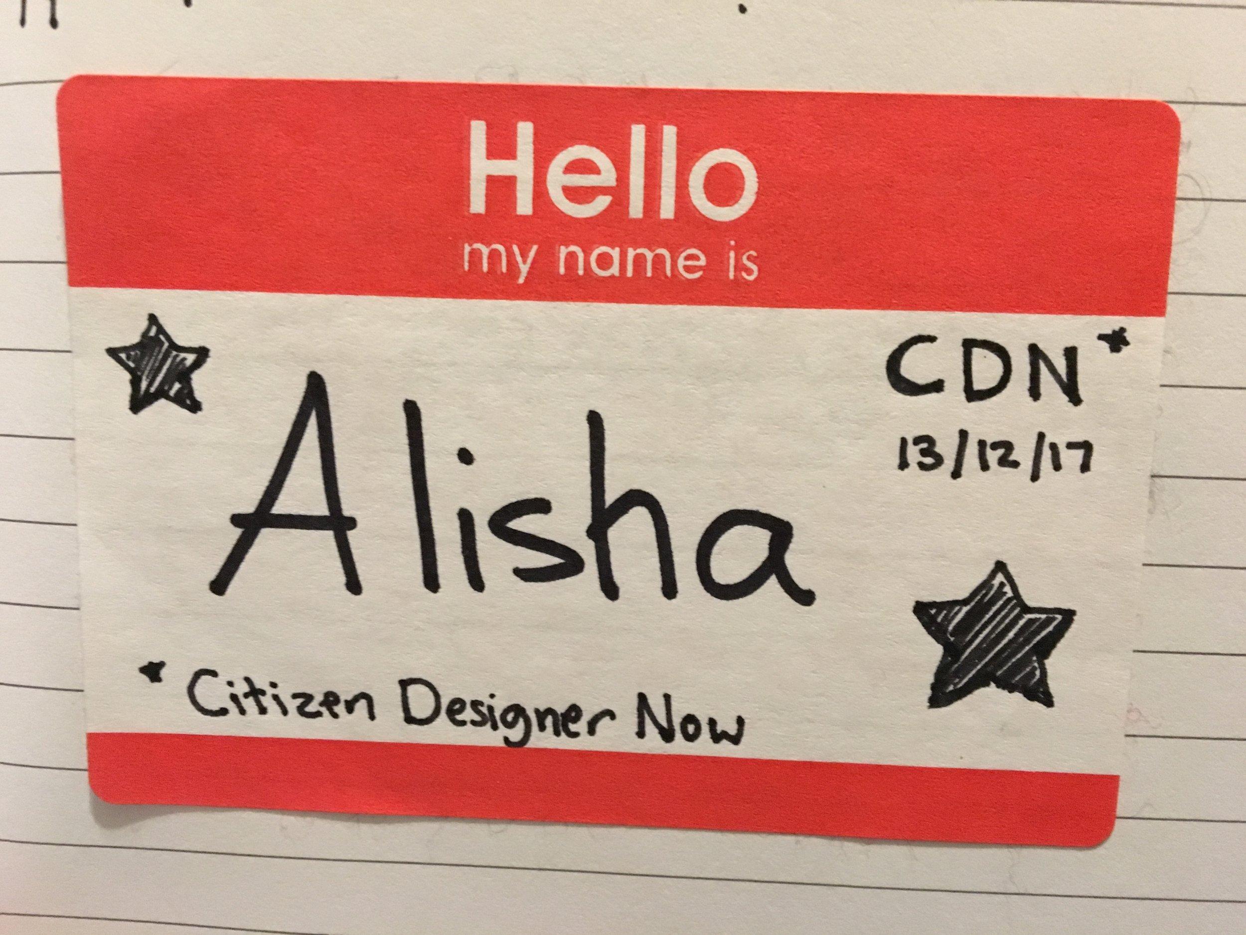 CitizenDesignerNameTag