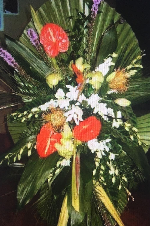 Memorial Service: Husband, Father, Friend