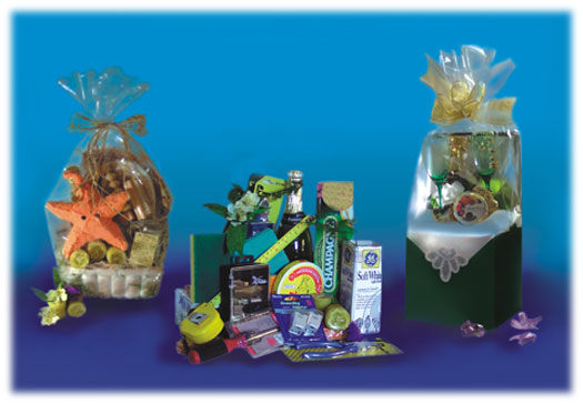 Gift Baskets & Specialty Items