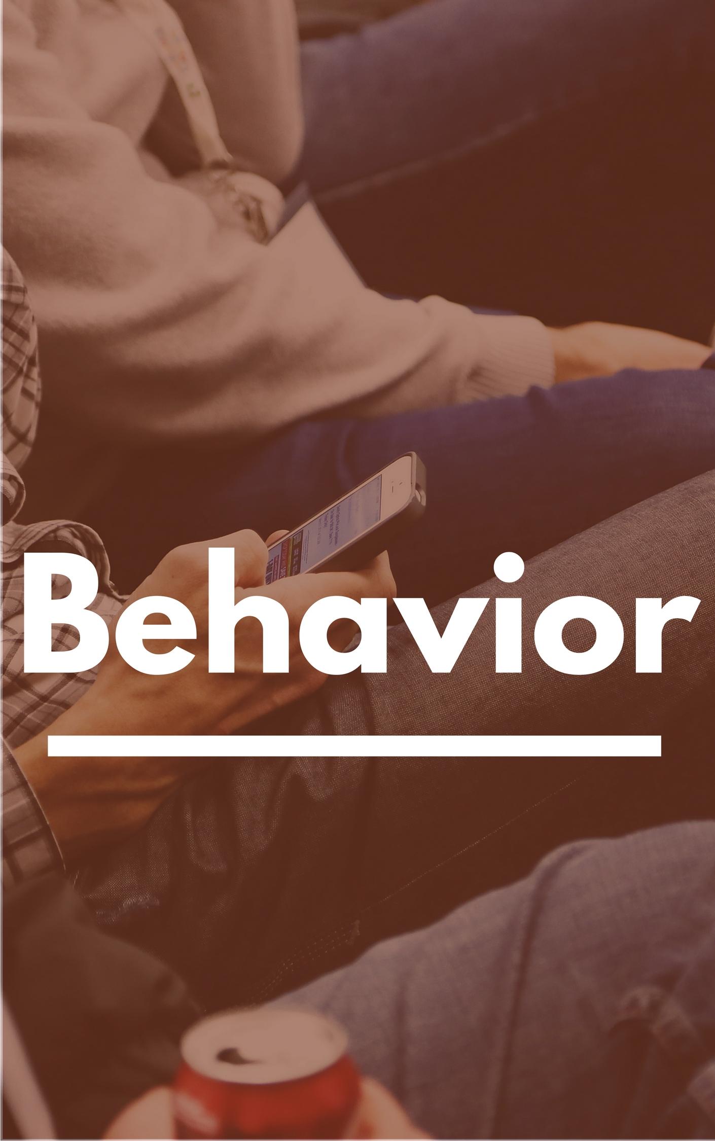 Behavior - Glen Rock Public Library - NJ