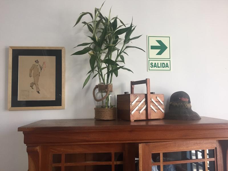 Office details. Always endless inspiration in Peru.