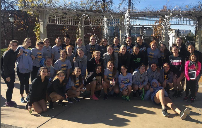 GHS Girls Soccer Team   We had a blast! Thank you for letting us be a part of your Amazing Race!