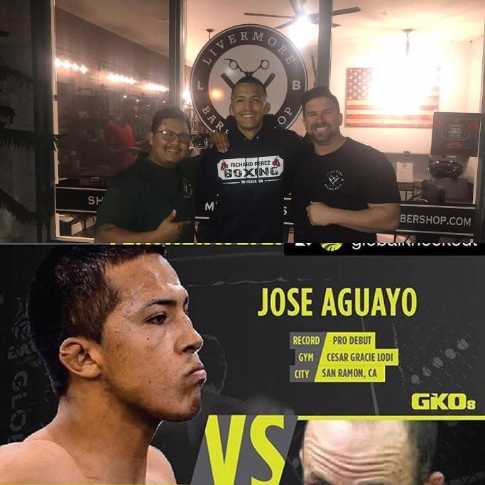 Jose Aguayo, MMA   Proud sponsor of Jose Aguayo.