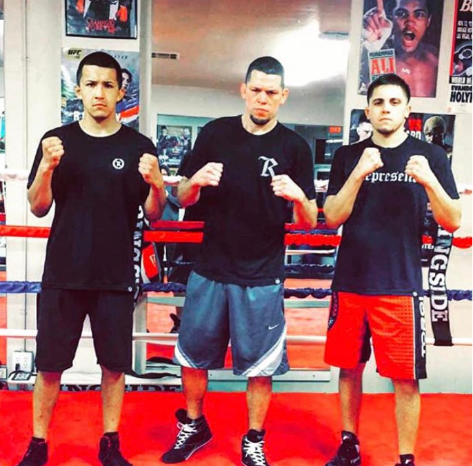 """Jose Aguayo, MMA   """"Don't be surprised, he's on the rise!"""" We support you all the way to the top!"""