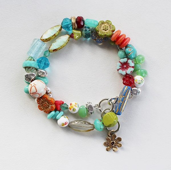 Bottorffs and company sedro woolley washtington downtown woolley skagit valley tippy stockton jewlery bracelet mothers day handmade classes  Maui_Bracelet Timi Weathers.JPG