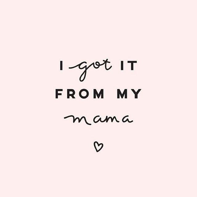 HAPPY MAMA'S DAY! 🖤🌸