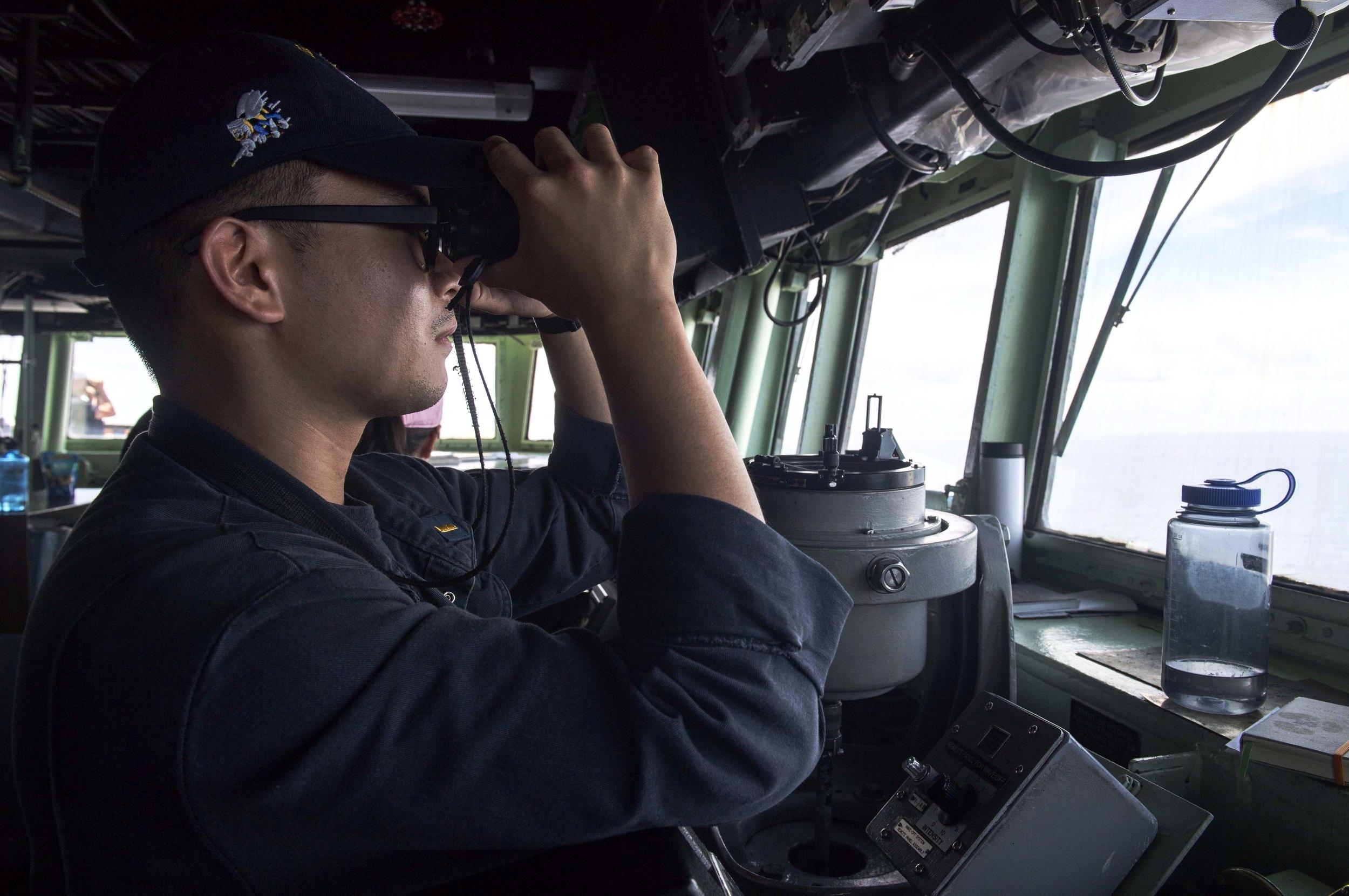 (Photo Credit:Petty Officer 2nd Class Ryan M Harper)
