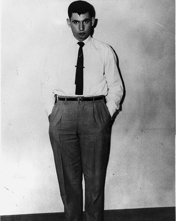 Jack Graham seen in this undated photo. (Credit: FBI)