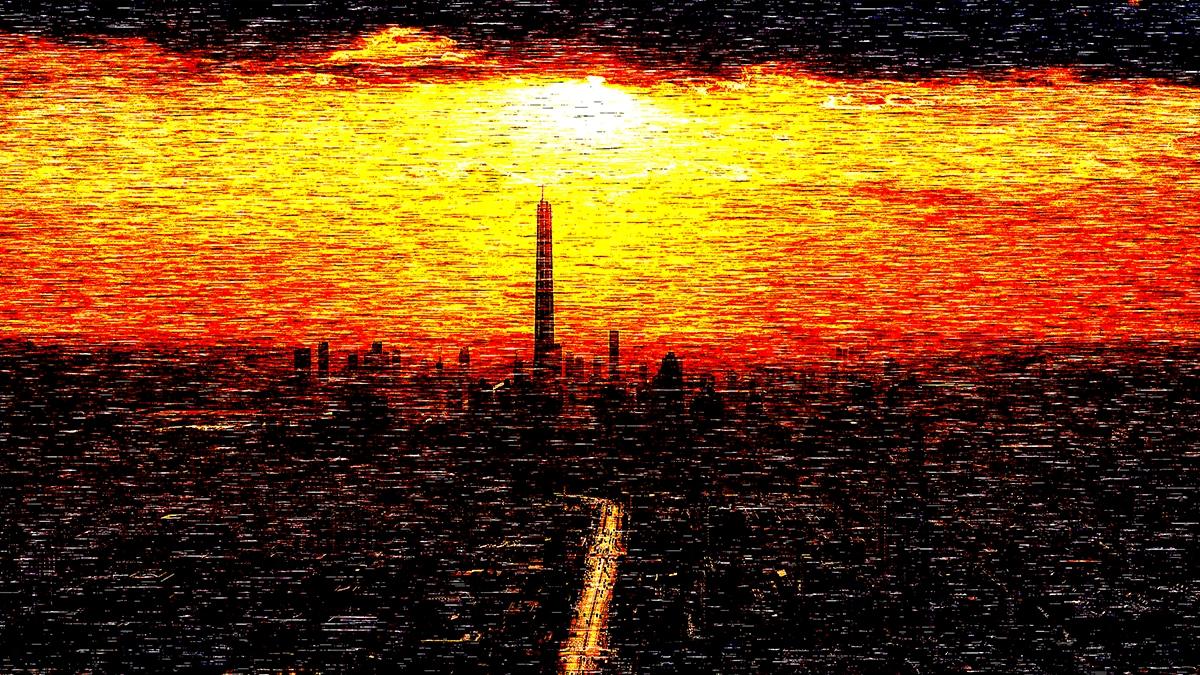 (Stock sunset photo, via Pexels.com)